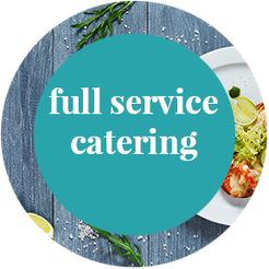 Seattle Full Service Catering